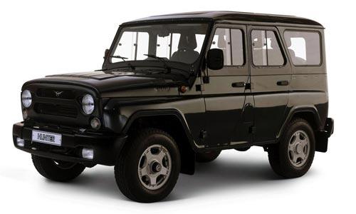 УАЗ 469 – ветеран отечественных дорог