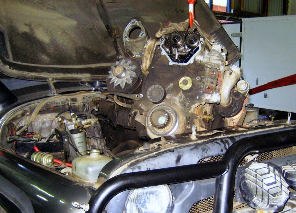двигатель уаз фото