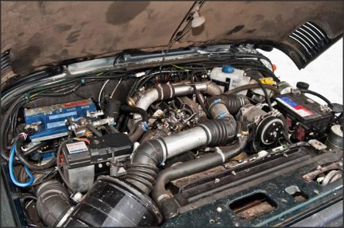 УАЗ 469 модели двигателя