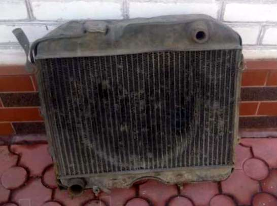 радиатор УАЗ фото