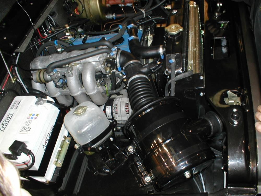 уаз барс двигатель