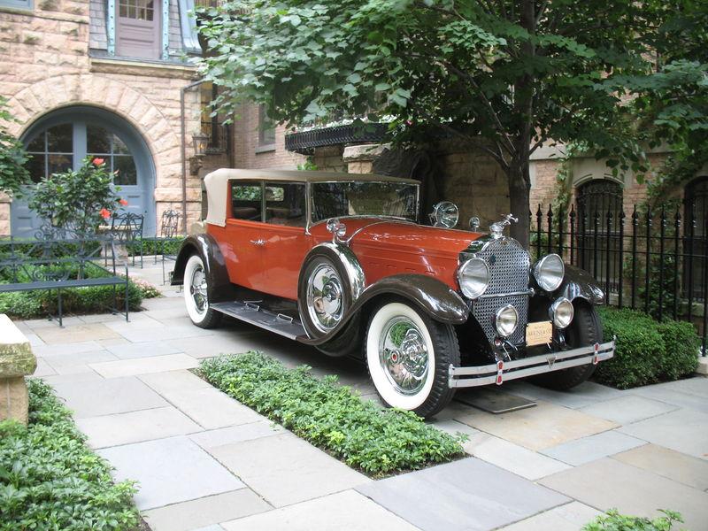 1929_Packard_4_Door_Convertible