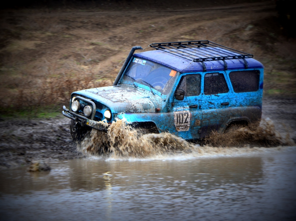 FULL OFF-ROAD фото УАЗ 469