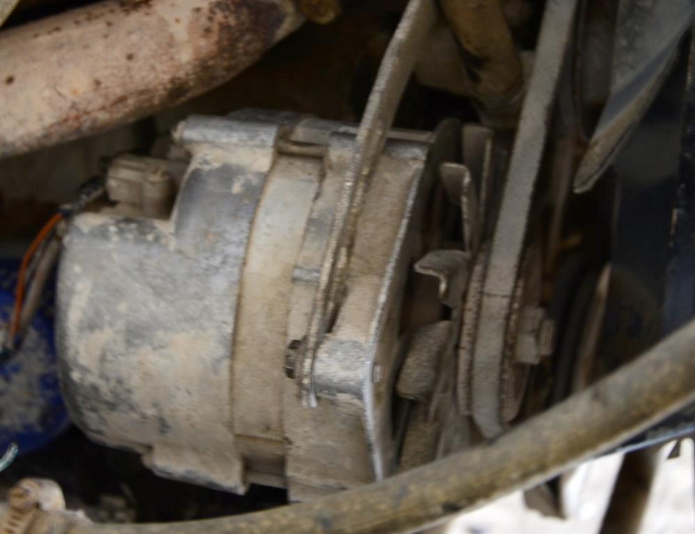 генератор УАЗ