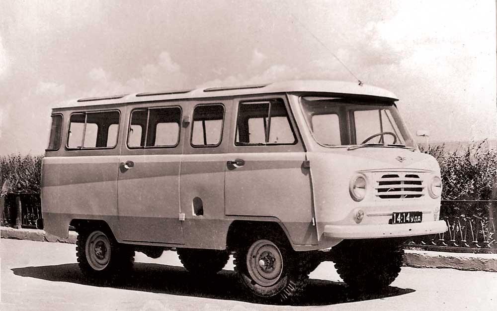 УАЗ-450451