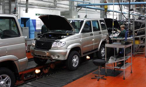 Становление и развитие компании УАЗ